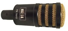 HEIL Broadcast / Podcast Dynamic Microphone PR-781-G Gold Grill Version