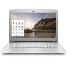 "HP 14-AK040NR 14"" Chromebook Intel Celeron N2840 2.16GHz 4GB 16GB Chrome OS"