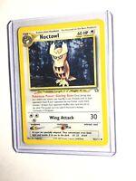 NOCTOWL - Neo Genesis Set - 42/111 - Uncommon - Pokemon Card - Unlimited - NM