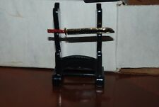 Rack & 2 Swords  Doll Accessory for 8'' Dolls by Madame Alexander