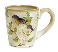 Blissful Garden Blue Bird Mug