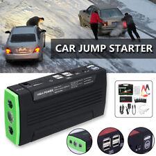 82800mAh 4 USB Car Jump Starter Pack Portable Charger Booster Power Bank Battery