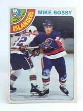1978-79 Mike Bossy #115 New York Islander OPC O Pee Chee Ice Hockey Card H379