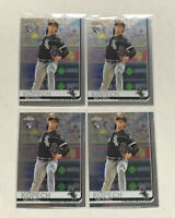 (4) 2019 Topps Chrome #17 Michael Kopech Rookie Cards Lot! Chicago White Sox
