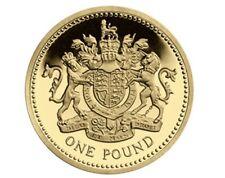1983 £ 1 Moneda la primera Una Libra Moneda Royal brazos uncirculated brillante NUEVO