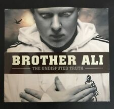 BROTHER ALI 'The Undisputed Truth' CD + DVD Album 2007 Rhymesayers