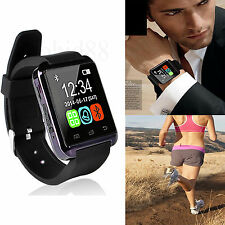 Black Bluetooth Smart Watch Phone Mate For Android Xiaomi 5S M5 M4 M2 LG V10 V20