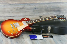 Awesome! 2008 Gibson Les Paul Traditional Heritage Cherry Sunburst + OHSC