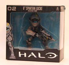 "Halo 6"" Spartan Locke Collectible Figure 02 Jinx Funko Pop with Battle Rifle"