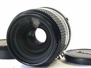 [Optical Mint] Nikon Ai-S AIS Nikkor 35mm f/2 Wide Angle MF Lens from JAPAN