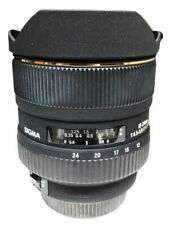 Sigma Af 12-24 mm F4, 5-5, 6 Ex Dg Hsm- Zoom Changement - Objectif Grand Angle