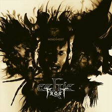CELTIC FROST - MONOTHEIST  2 LP SET  BLACK VINYL 2016 PRESSING