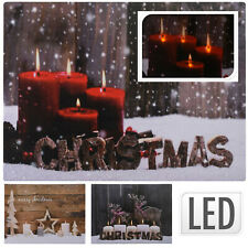 LED Wandbild beleuchtetes Bild Leuchtbild Leinwandbild Leinwandfoto KM 303713