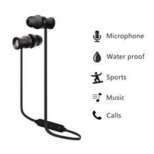 Casque Écouteur Oreillette Bluetooth 4.1 Sans fil Magnétique Sport Pour iPhone