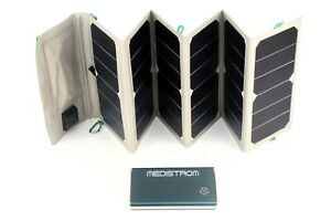 Medistrom 50W Solar Power Panel for Pilot-12 Lite and Pilot-24 Lite Battery