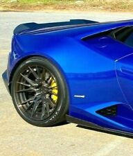 Lamborghini Huracan & LP580 Carbon Fiber 3 Pc Stage 2 Rear Spoiler  New Release