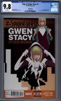 Edge of Spider-Verse #2 1st Appearance of Spider-Gwen Sold Out 5th Print CGC 9.8