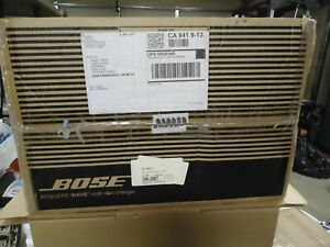 OPEN BOX BOSE ACOUSTIC WAVE CD3000 MULTI 5 DISC CD PLAYER COMPLETE