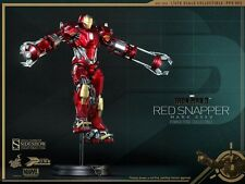 Sideshow Hot Toys 1/6 Scale Marvel Iron Man Mark XXXV Red Snapper 902042 PPS042