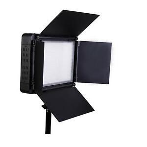 NICEFOTO DMX-1080 Bi-Color LED Light Panel 100W