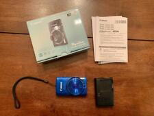 Canon PowerShot ELPH 150 IS 20 Megapixel Digital Camera (Blue)