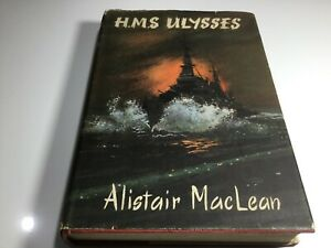 H.M.S. Ulysses - 1955 - 1st Edition - Alistair Maclean - Free Delivery