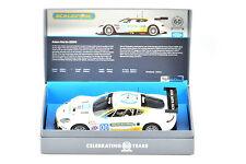 Scalextric 60 Years LE Aston Martin DBR9 DPR W/ Lights 1/32 Slot Car C3830A