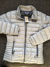 Patagonia Down Sweater Jacket  - Women's Extra Small XS ~ $229 84683 Grey
