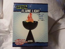 Spins Special FX Flame Light- no heat or actual flame.