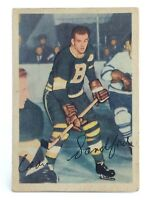 1953-54 Edward Sandy Sandford #90 Boston Bruins Parkhurst Ice Hockey Card H405