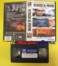 film VHS ATTACCO AL POTERE washington bebing willis 20th CENTURY FOX(F56)*no dvd