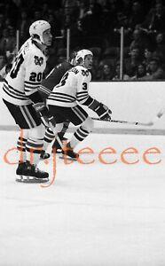 Koroll & Magnuson CHICAGO BLACKHAWKS 35mm Hockey Negative (MP1)
