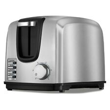 Black & Decker T2707S 2-Slice Stainless-Steel Toaster Silver