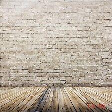 10X10FT Brick wall Thin Vinyl Backdrop Photography Photo Studio Background GA08