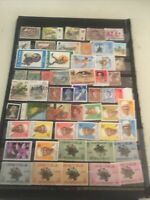 Collection Of  British Mint Used  Malaysia  South West Africa Canada F-60