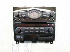08-09 Infiniti EX35 OEM Temperature Radio Control Unit