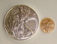 2020 1 oz American Silver Eagle & 1/10 oz American Gold Eagle Bullion Coin Lot
