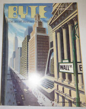 Byte Magazine Wall Street October 1982 111214R2