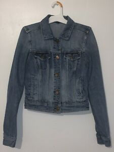 American Eagle Jean Jacket Size S/P
