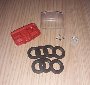 Corgi Scammell Handyman Reproduction Spare Parts - Choose From List