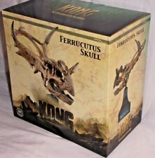 WETA KING KONG FERRUCUTUS SKULL Dinosaur Prehistoric Bust Movie Collectible NEW