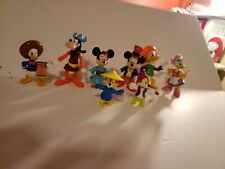 Disney Epcot Center Figurines Toys 1990s Countries Poseable McDonalds