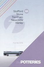 West Midlands Booklet Public Timetables Collectables