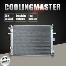 Fit 06-11 Ford Crown Victoria Lincoln Town Car Mercury V8 MT Aluminum Radiator
