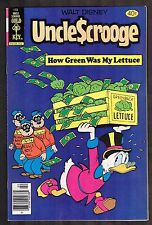 """Uncle Scrooge #173 ~ """"How Green Was My Lettuce"""" / Carl Barks Art ~ 1980 (8.5) WH"""