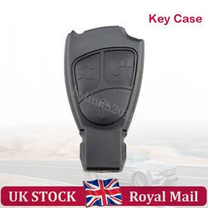 For Mercedes Benz C S E Class ML CL CLK 3 Button Remote Key Fob Cover Case Shell