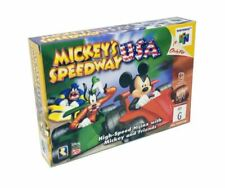 Mickey's Speedway USA (Brand New) Nintendo 64 N64 Australian PAL