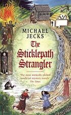The Sticklepath Strangler (Knights Templar)-ExLibrary
