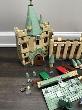 LEGO Harry Potter - Hogwarts Castle 4842 Set Incomplete