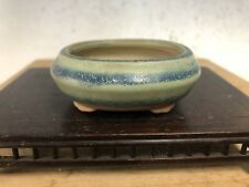 """Accent Or Mame Sized Bonsai Tree Pot Made By Tosui 3"""""""